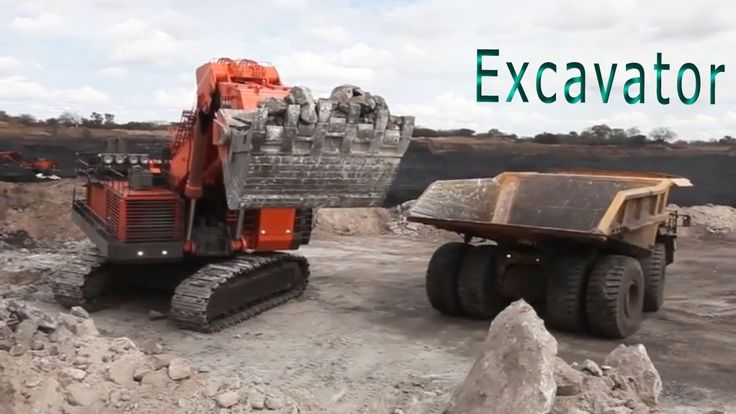 Excavator machine compilation viral video working good job | Most excava...