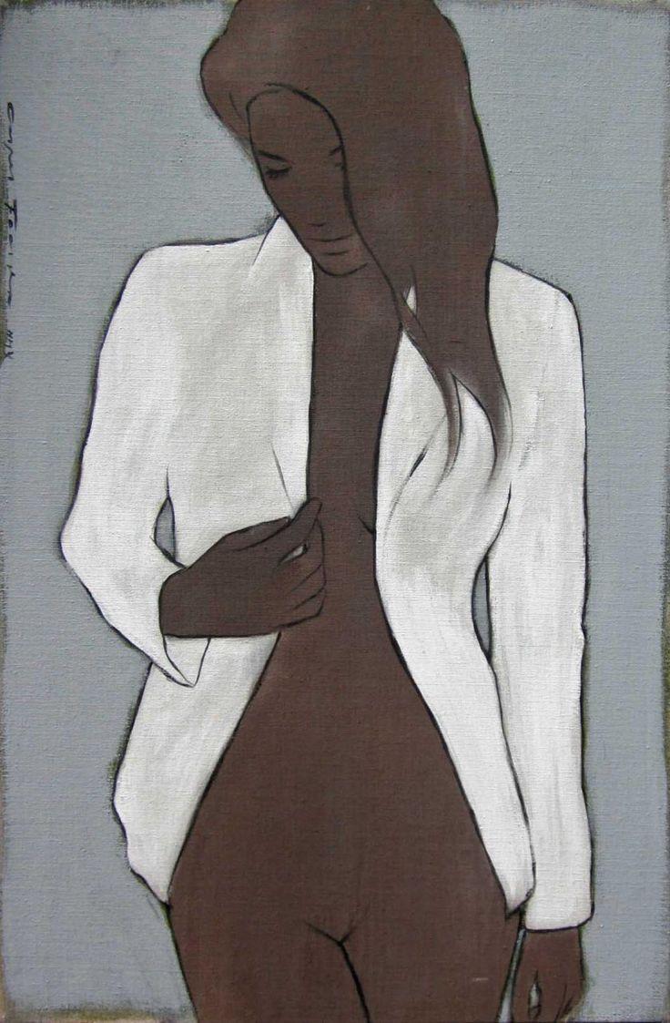Manteau blanche door Casper Faassen