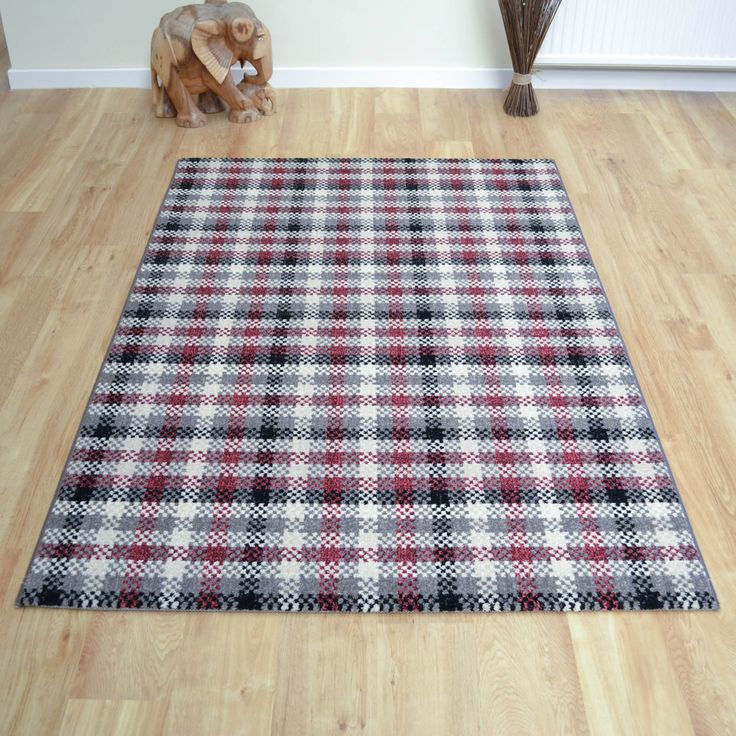 17 Best Images About Tartan Rugs On Pinterest