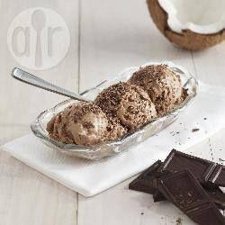 Lamington Ice Cream @ allrecipes.com.au