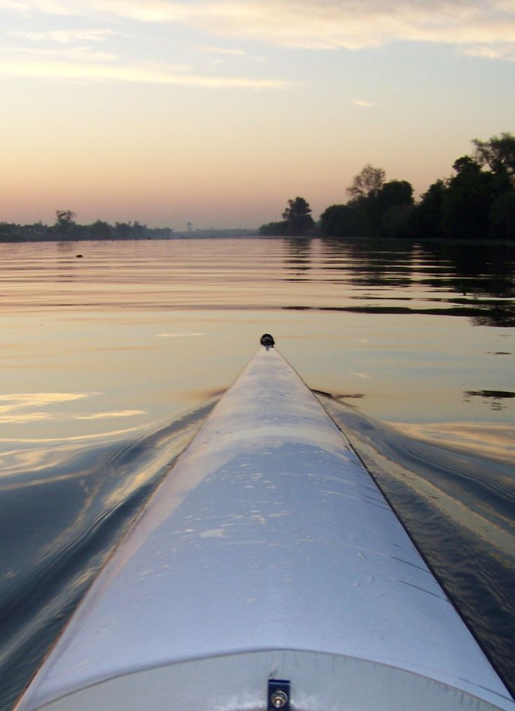 Breaking the Silence  Bow Seat of a 4  Stockton Rowing Club, Stockton CA Marivel Costa, photographer