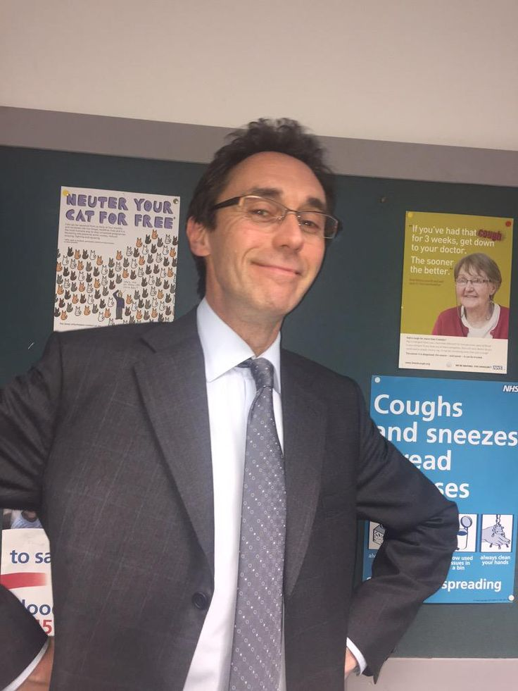 Guy Henry Holby City