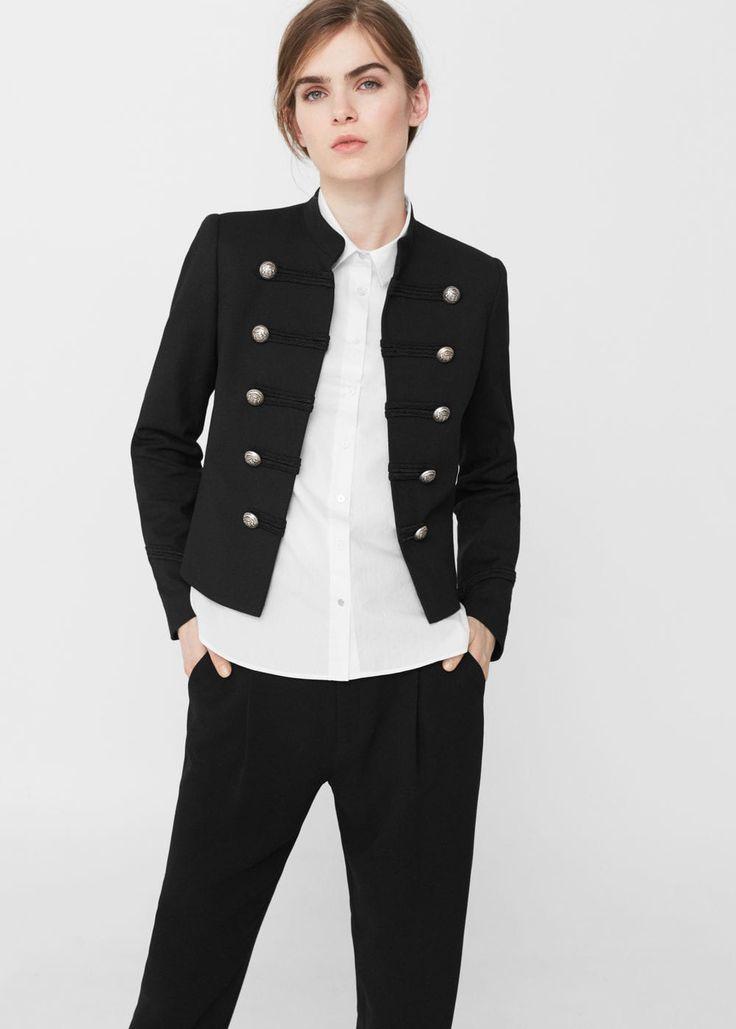 les 25 meilleures id es concernant veste militaire femme sur pinterest veste militaire mode. Black Bedroom Furniture Sets. Home Design Ideas