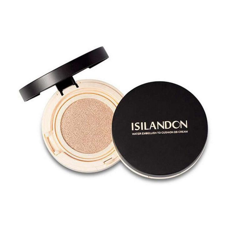 Moisturizing Flawless Isilandon Natural Color White Air Cushion BB Cream Concealer 15g Foundation Makeup… | No foundation makeup, Cream ...