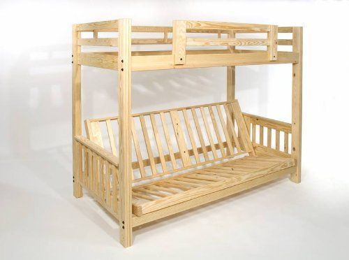 futon 9 best bunk bed with futon bottom images on pinterest   3 4 beds      rh   pinterest