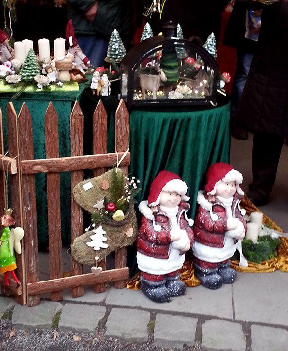 Adventsmarkt Freilichtbühne Werne