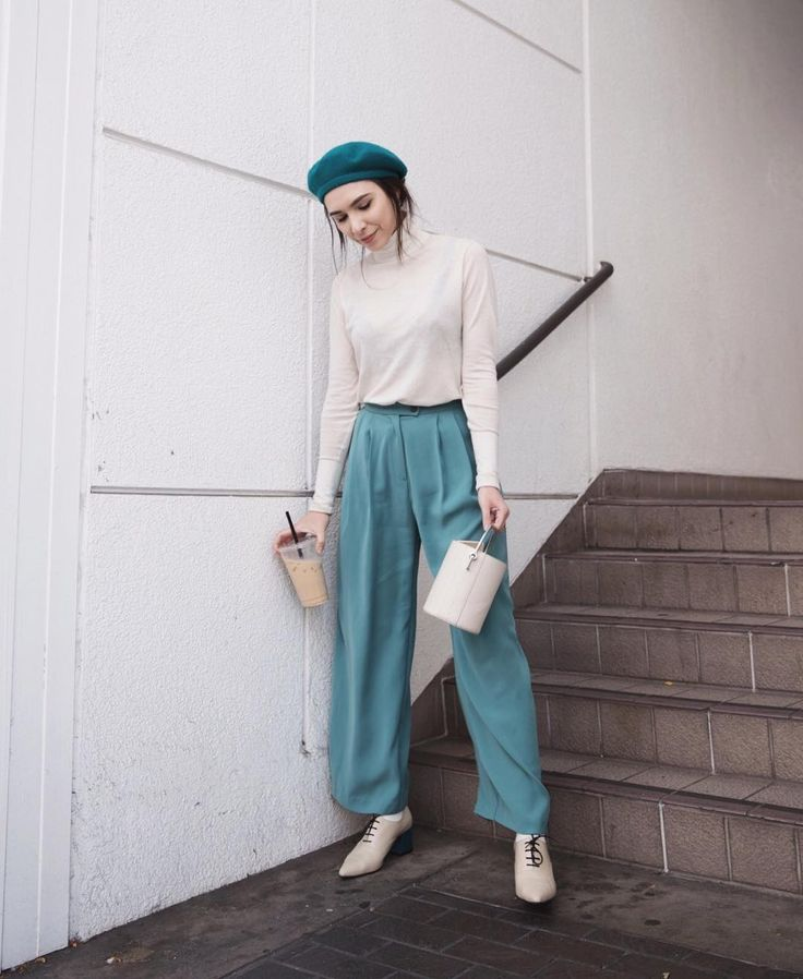 6 Novas Formas de Usar Boina » STEAL THE LOOK   Looks   Pinterest   Outfits, Fashion and Winter outfits