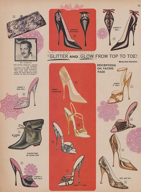 Frederick's of Hollywood catalog, Christmas 1964.