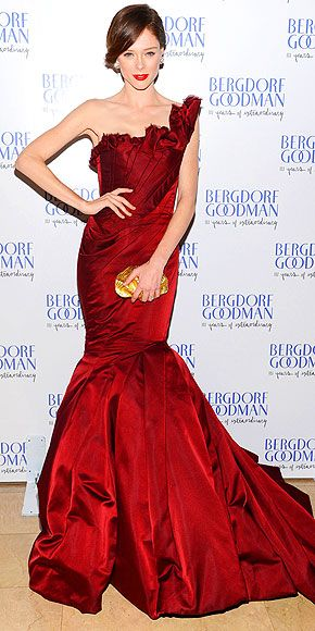 One of the great tragedies of our lives is that we have nowhere to wear a beautiful gown like this one, on Coco Rocha. http://www.peoplestylewatch.com/people/stylewatch/gallery/0,,20639039,00.html#