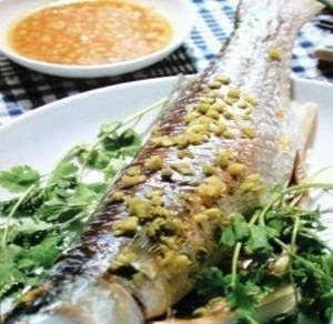 Cold Dishes Recipes mullet Black Chao Zhou