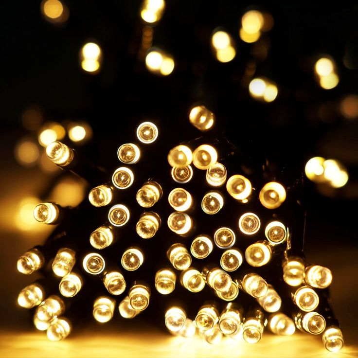 1000+ ideas about Starry String Lights on Pinterest Fairy lights, String lights and Christmas ...