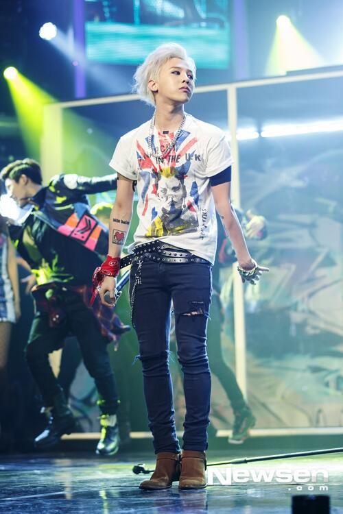 G-Dragon (Kwon Ji Yong ) ♡ #BIGBANG on M! Countdown