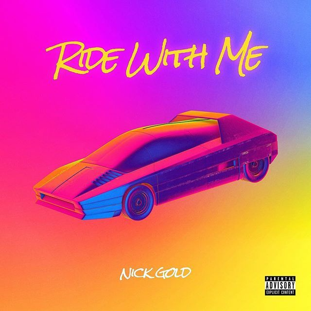 Ride With Me | Available Now! #coverart #albumcover #EDM