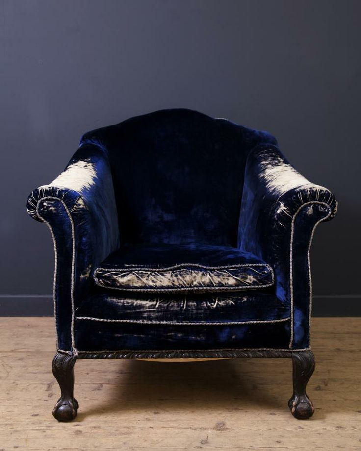 crushed velvet office chair blue velvet arm chair antique chairs amp armchairs drew 13643 | 58bc893f9ec766ada5e9adb9bbb9f978 antique armchairs crushed velvet