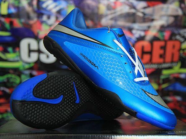Nike Hypervenom Biru KW Super Sol Ori Rp 200.000