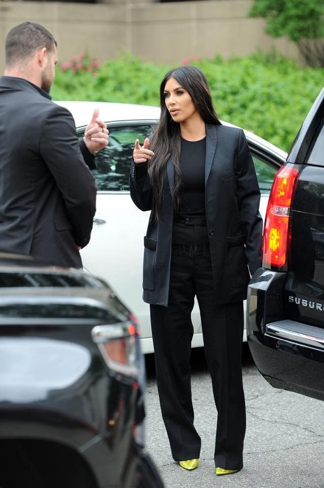 Kim Kardashian At The White House May 30 2017 Kim Kardashian