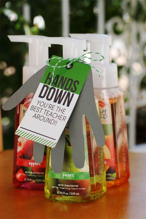 5-minute teacher appreciation gift ideas for high school teachers