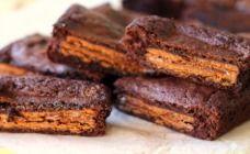 Tim Tam Brownies Recipe - Biscuits and cookies