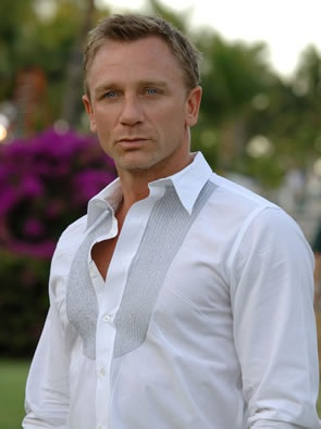 Daniel Craig Just cause he is cute