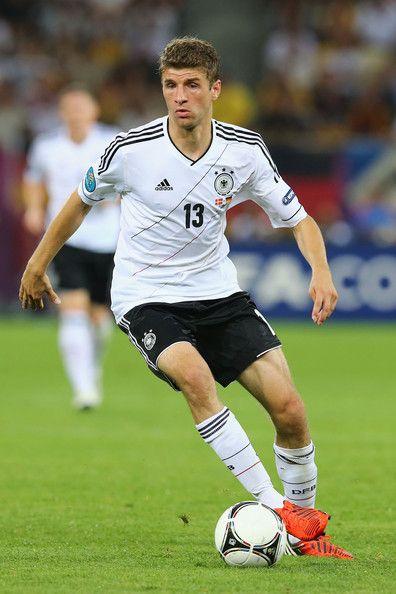 My favorite footballer, Thomas Muller