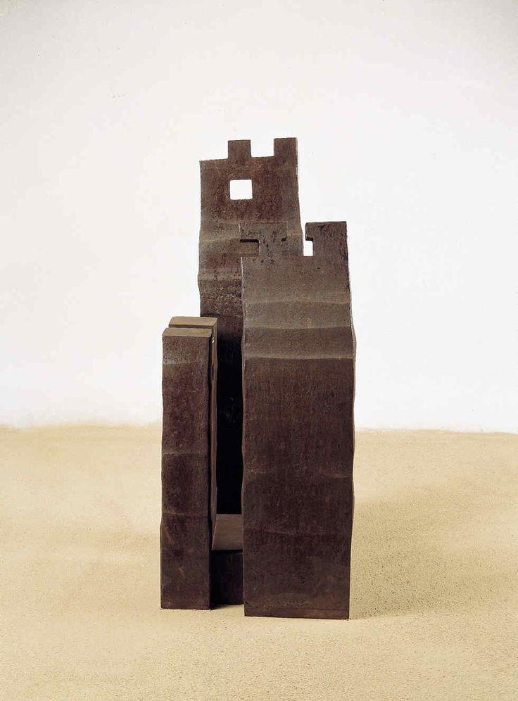 Eduardo Chillida, Down Town, 1986