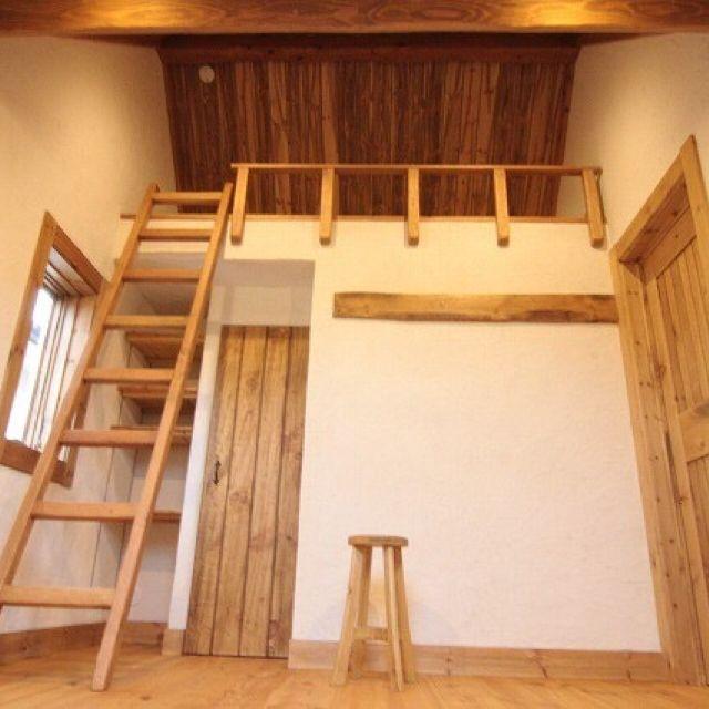 ロフト/屋根裏部屋のインテリア実例 - 2015-03-22 22:09:59 | RoomClip(ルームクリップ)
