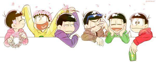 Another flowery start for Osomatsu-san soon (2nd season)