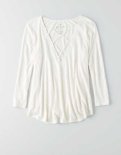AEO Soft & Sexy Swing T-Shirt  -