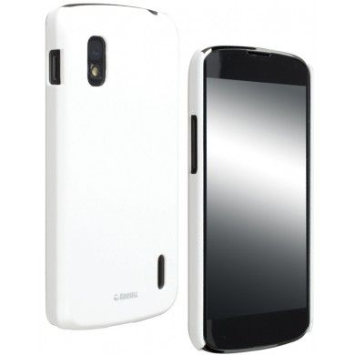 Forro Nexus 4 Krusell ColorCover - Blanco