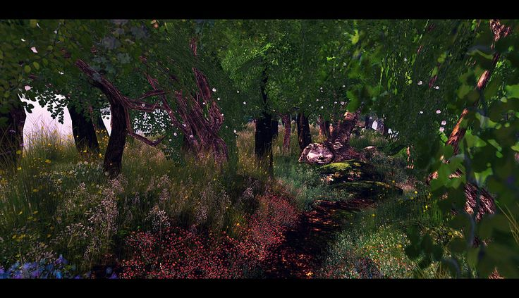 Fantasy Faire 2013 - Fairelands Junction ~ The Vale of Rememberances 5