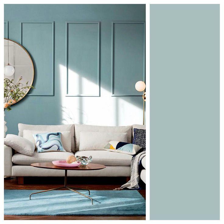 Farrow and ball lulworth blue