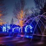 When:   November 17, 2017 @ 5:00 pm – 9:00 pm          Where:    Daniel Stowe Botanical Garden, 6500 S New Hope Rd, Belmont, NC 28012, USA      Holidays at the Garden November 17 – December 31, 2017 Please note, online ticket sales close at 4 p.m. each day. Holidays at the Garden Hours Daily* November 17 – December 31, 2017 5 – 9 p.m. Each Evening *Closed … Continue reading →