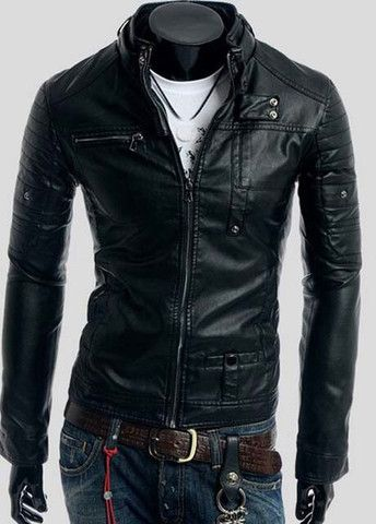 Comfy Zipper Fly Long Sleeve Men Jackets – teeteecee - fashion in style