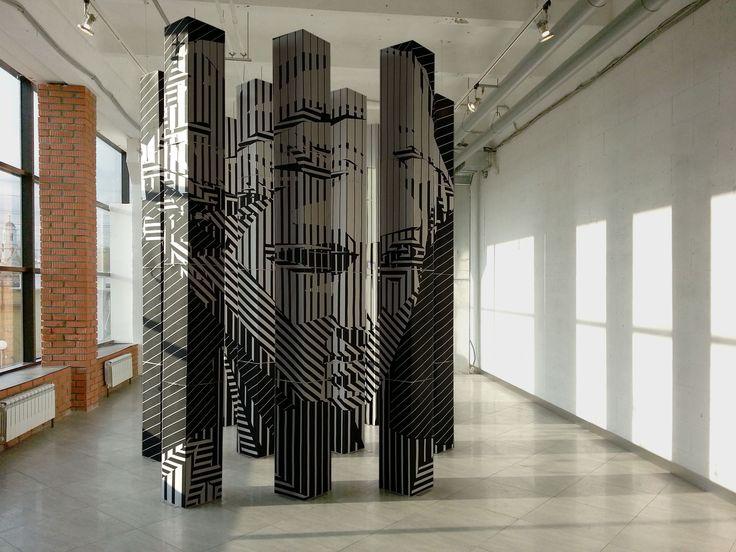 Installation on exhibition MDW 2014