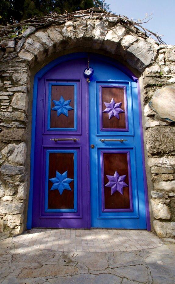 Blue Door, İzmir, Turkey