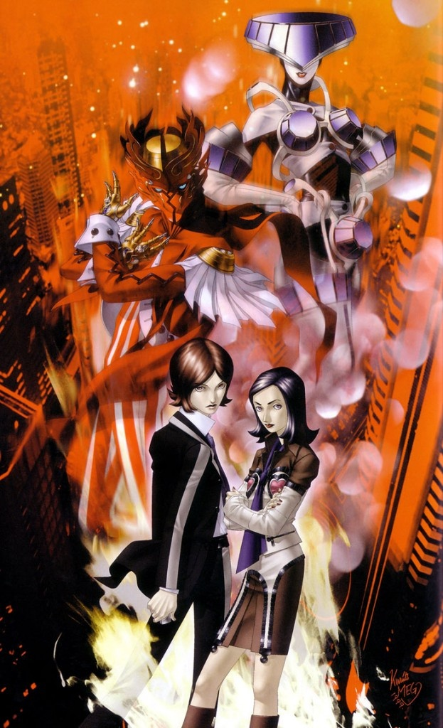 Shin Megami Tensei: Persona 2 Screen on http://www.majestichorn.com/2012/03/shin-megami-tensei-persona-2-screen/