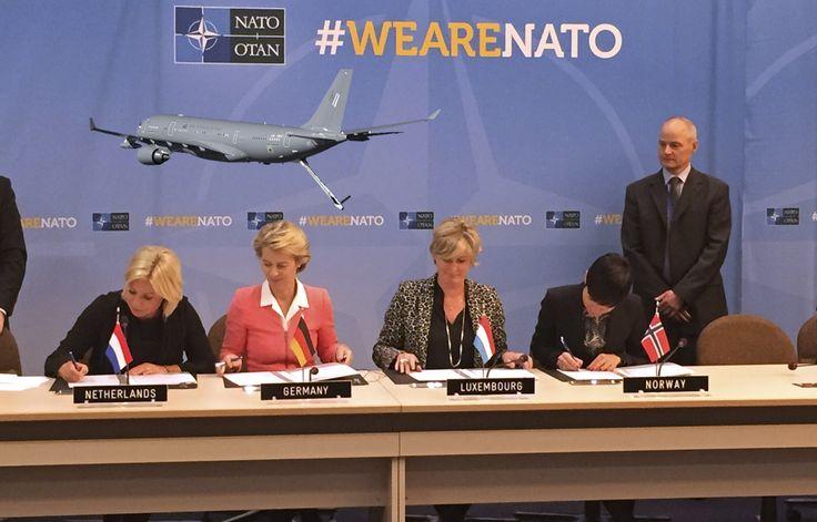 Duitsland en Noorwegen Ook In MRTT Project