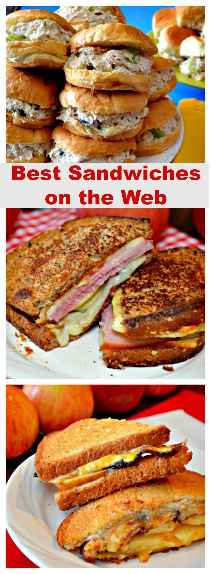 Best Sandwiches on the Web - I rounded up some of the best hot and cold…