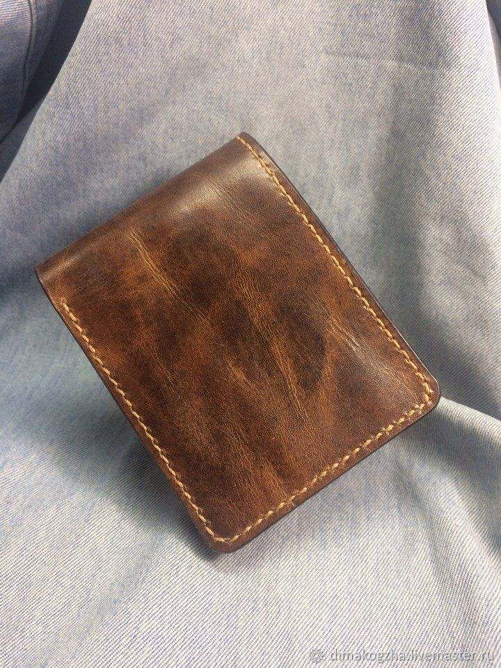 dc72a9d092fa портмоне из натуральной кожи – купить в интернет-магазине на Ярмарке  Мастеров с доставкой -