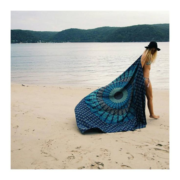 Mandala throw from www.mandaladreaming.com only $49.99 including shipping! Boho style!