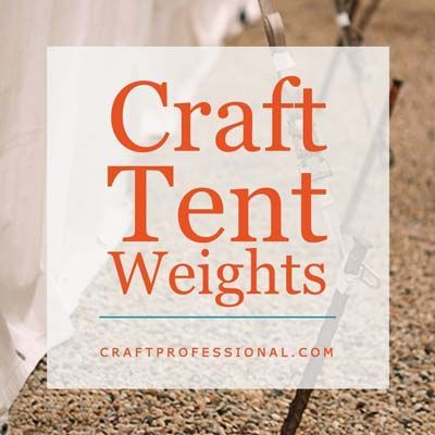 This comprehensive information about portable canopies will help you compare tents and choose the best option for your craft show booth. http://camperlovers.org/