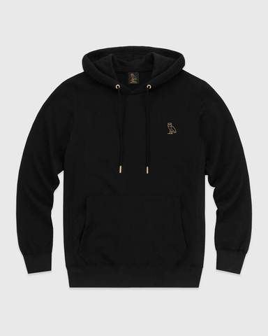 feb70acf33c0 MID-WEIGHT FRENCH TERRY HOODIE - BLACK