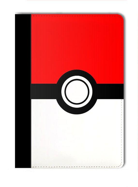 Pokemon design 11 Leather case iPad air pro iPad by APlusPhoneCase