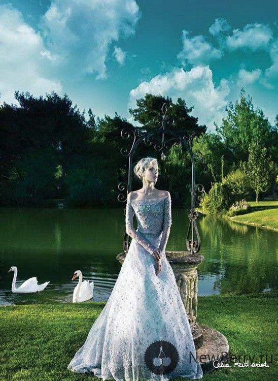 Свадебные платья Celia Kritharioti 2013