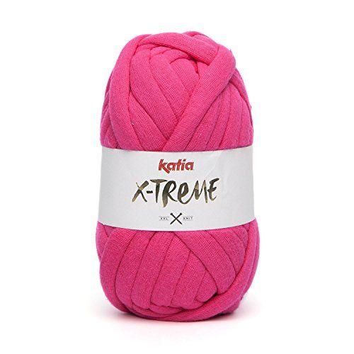 pelote de laine geante a tricoter