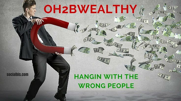 Peter Wheaton..Hangin with the wrong People..Oh2bwealthy Day(20)