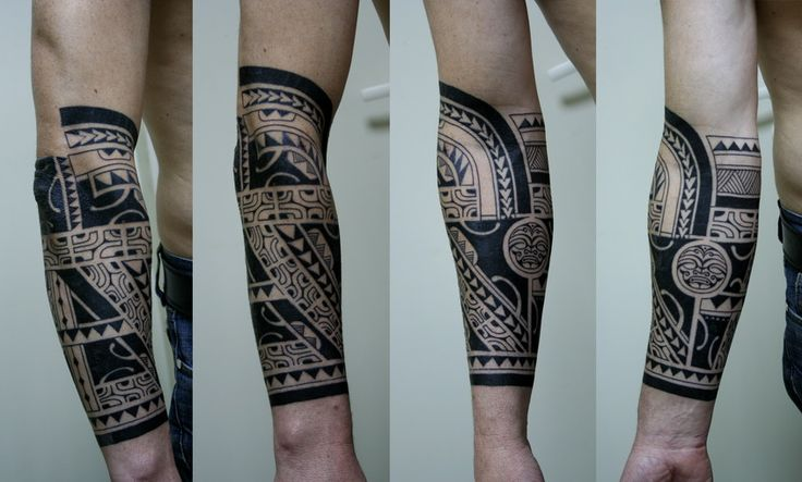 Polynesia tattoo. Not for me but Hawthorne