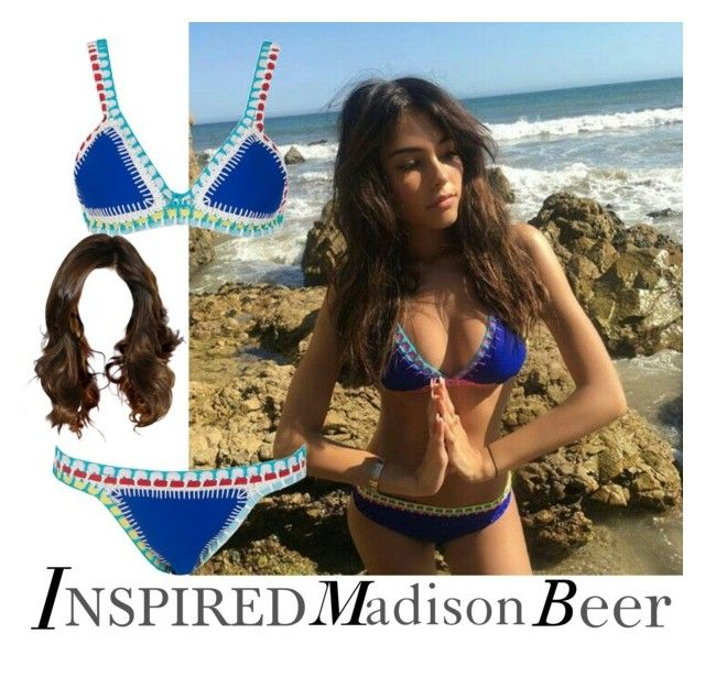 """""""»Inspired Madison Beer."""" by storyofmylife1danita-scream ❤ liked on Polyvore featuring WithChic"""