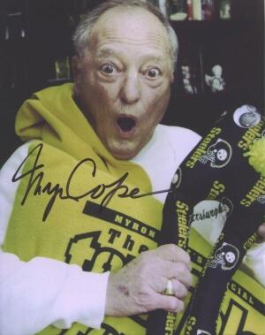 Myron Cope, love this photo :)