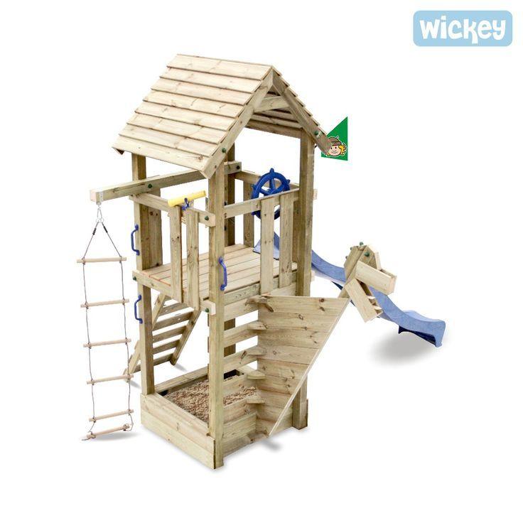 Spielturm Wickey Captain Blue Mit Rutsche Schiff Mit Rutsche Blue Captain Mit Rutsche Schiff Spielturm Spielturm Kleiner Garten Spielturm Selber Bauen